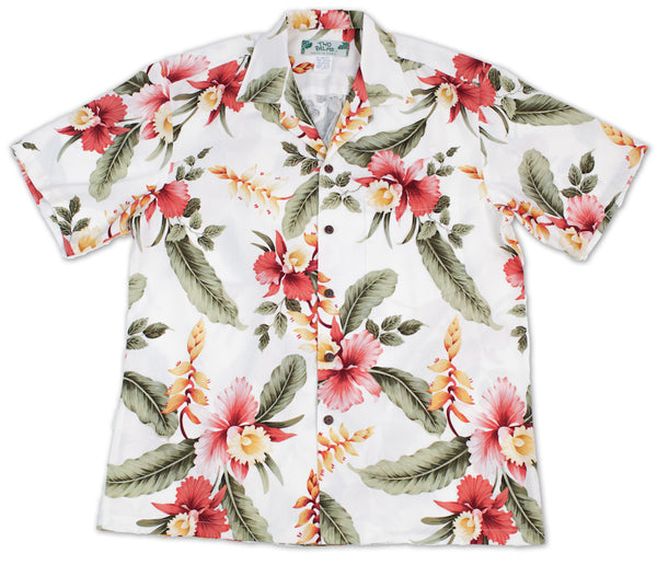 Hawaiian Shirt Sonic Beige