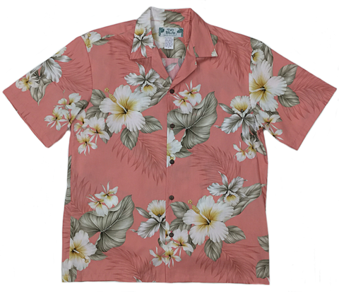 Hibiscus Trend Coral