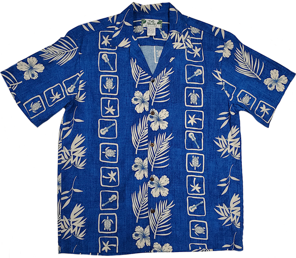 72ed96ade842 Men's Hawaiian Shirts Buy Factory Direct 100% Rayon – Two Palms ...
