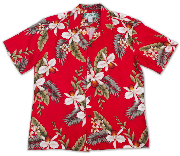 Hawaiian Orchid Red