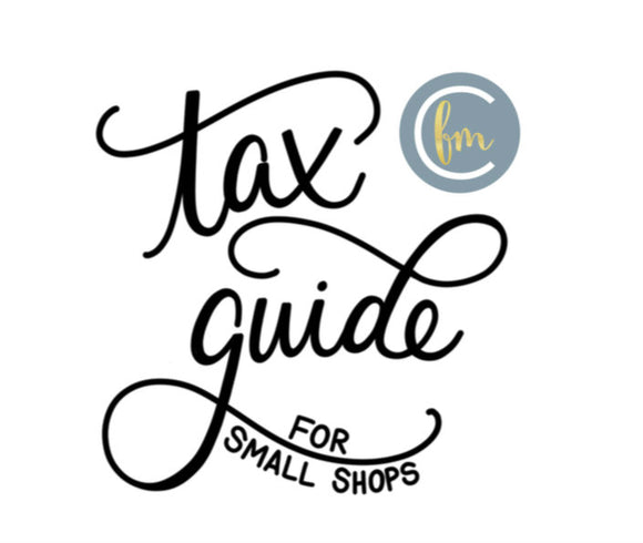 Tax Guide for Small Businesses