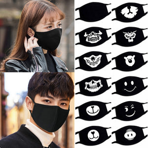 Hot Sale Fashion Cotton Mouth Mask