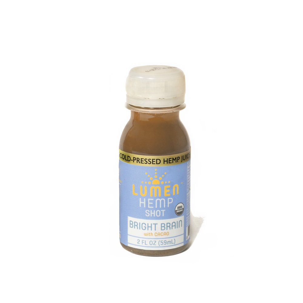 Lumen Bright Brain CBD Shot (12-Pack)