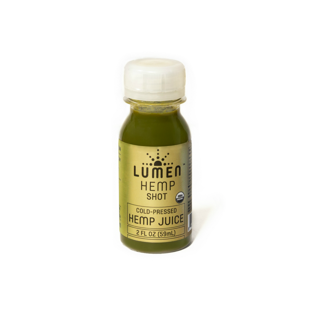 Lumen Gold Label CBD Shot (12-Pack)