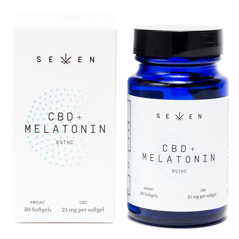 CBD Softgels (with melatonin)
