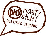 Buds Organics Certified Oraganic  - No Nasty Stuff