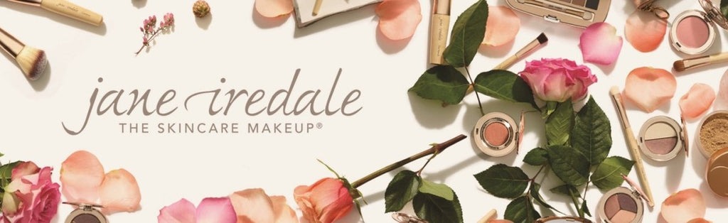 Jane Iredale The Skincare Makeup banner