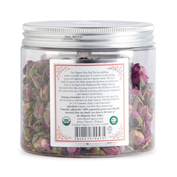 ALTEYA Organic Rose Damascena Buds Tea 有機玫瑰花茶 [80g] - MINT Organics