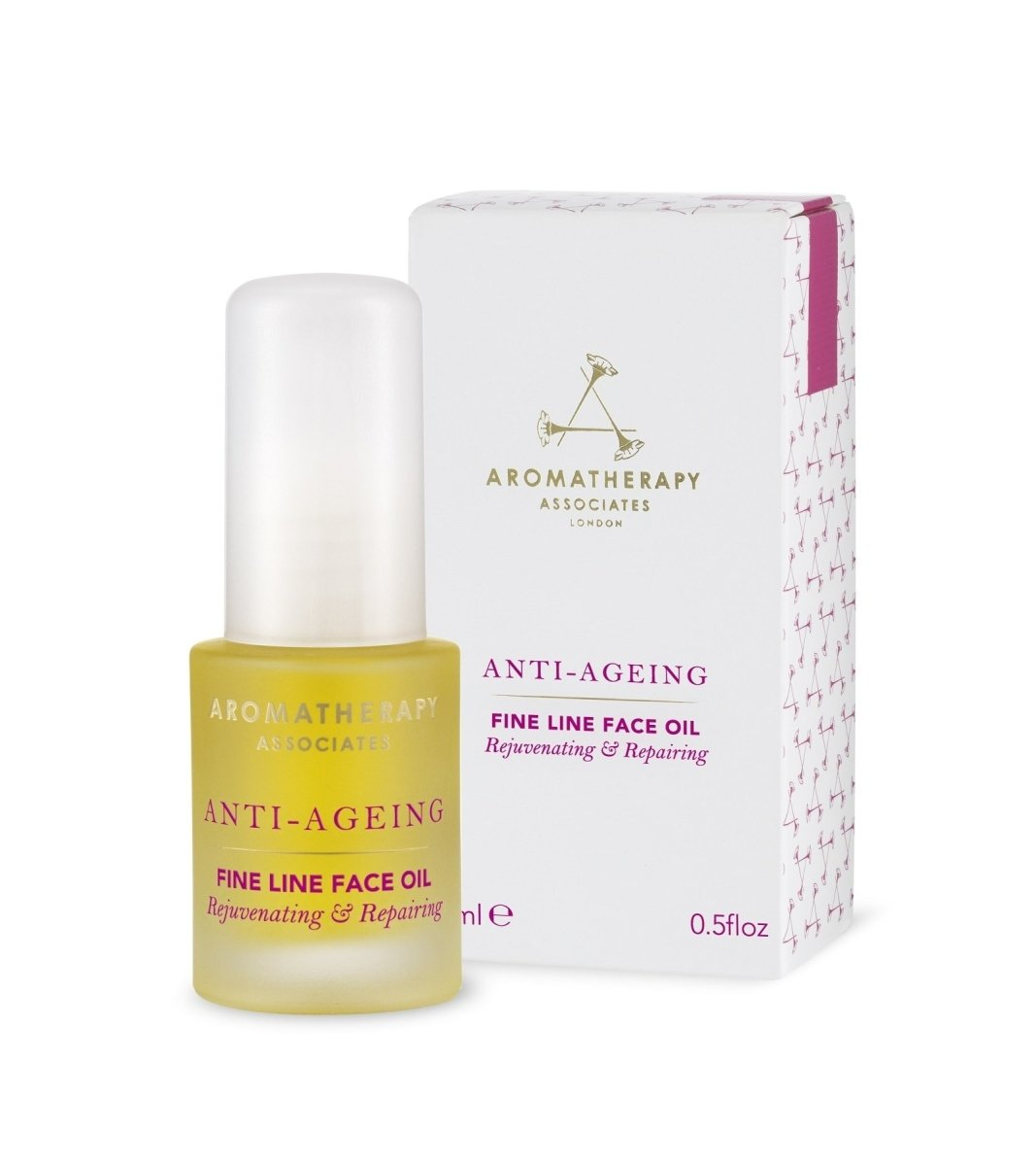 AROMATHERAPY ASSOCIATES Anti-Ageing Fine Line Face Oil [15ml] - MINT Organics