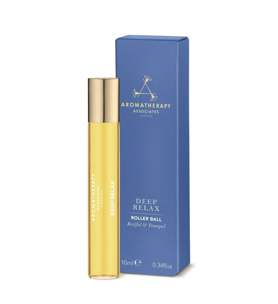 AROMATHERAPY ASSOCIATES Deep Relax Roller Ball [10ml] - MINT Organics