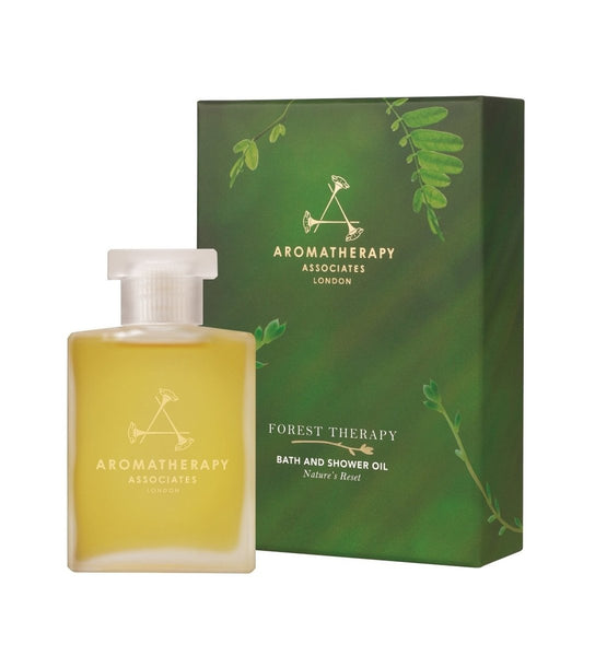 AROMATHERAPY ASSOCIATES Forest Therapy Bath & Shower Oil [55ml] - MINT Organics