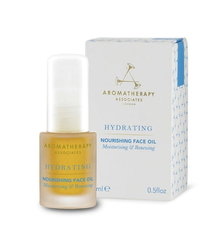 AROMATHERAPY ASSOCIATES Hydrating Nourishing Face Oil [15ml] - MINT Organics
