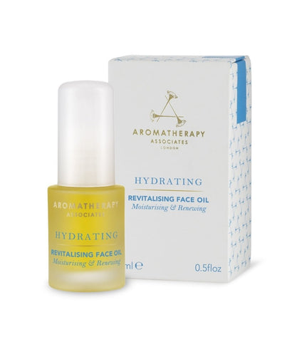 AROMATHERAPY ASSOCIATES Hydrating Revitalising Face Oil [15ml] - MINT Organics