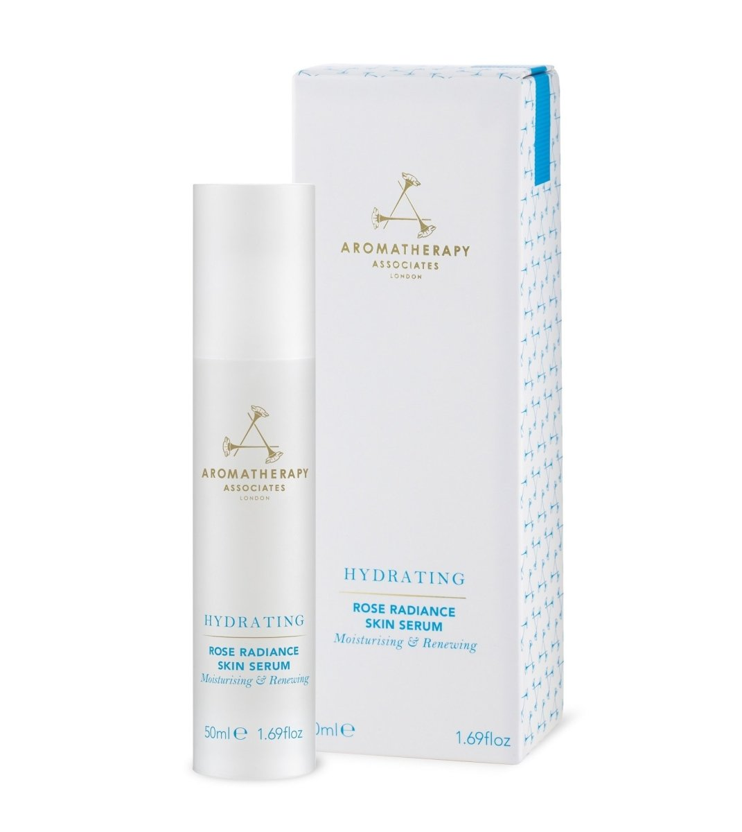 AROMATHERAPY ASSOCIATES Hydrating Rose Radiance Skin Serum [50ml] - MINT Organics