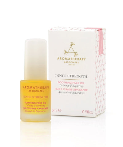 AROMATHERAPY ASSOCIATES Inner Strength Soothing Face Oil [15ml] - MINT Organics