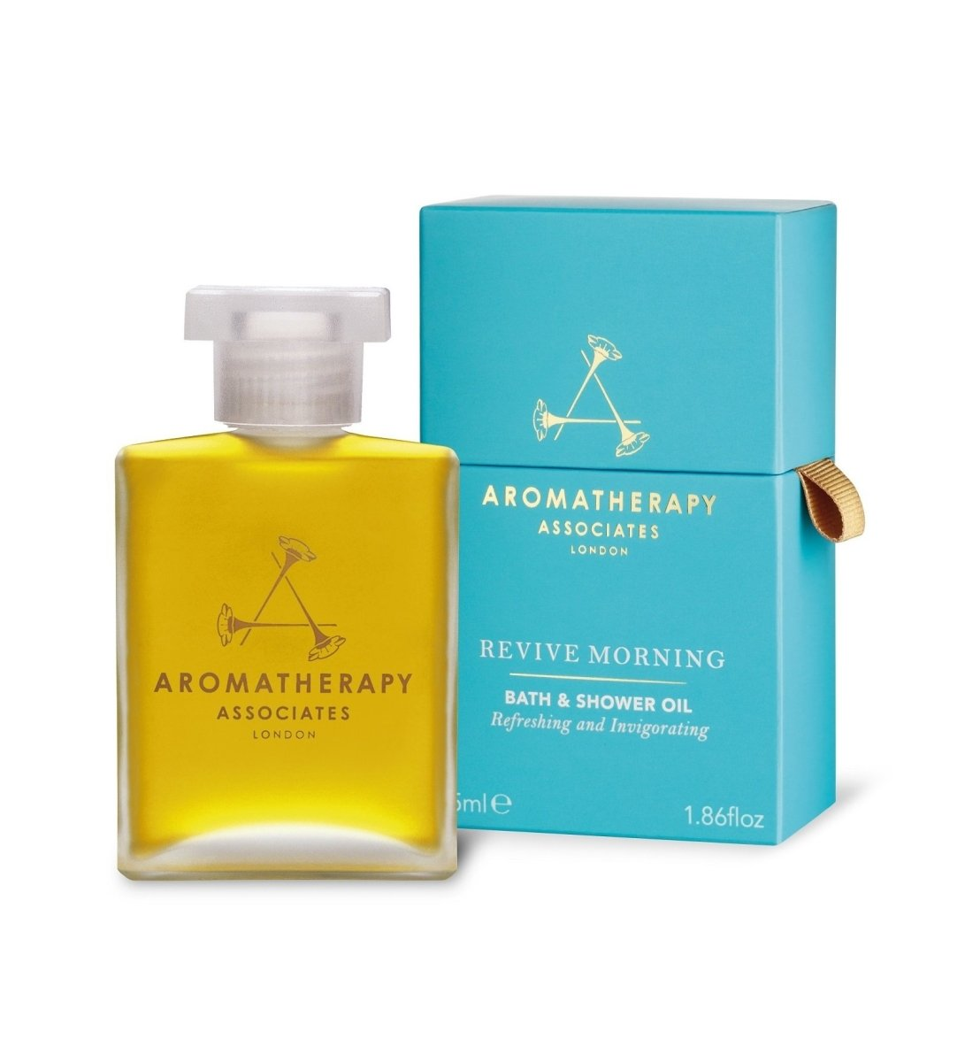 AROMATHERAPY ASSOCIATES Revive Morning Bath and Shower Oil [55ml] - MINT Organics