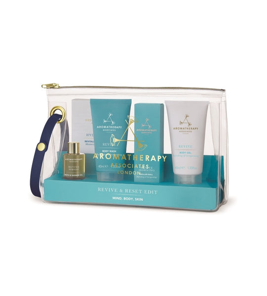 AROMATHERAPY ASSOCIATES Revive & Reset Edit - MINT Organics