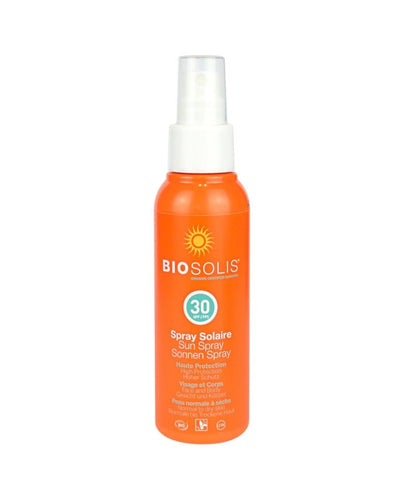 BIOSOLIS Sun Spray 有機高效防曬噴霧 SPF30 [100ml] - MINT Organics