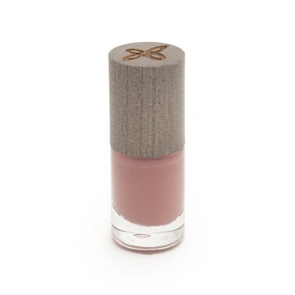 BOHO Natural Nail Polish 天然指甲油 [5ml] - 22 ROSE POUDRÉ - MINT Organics
