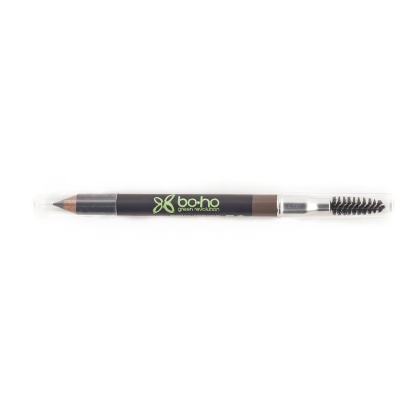 BOHO Organic Eyebrow Pencil 有機自然眉筆連刷 [1.04 G] - 03 BLOND - MINT Organics
