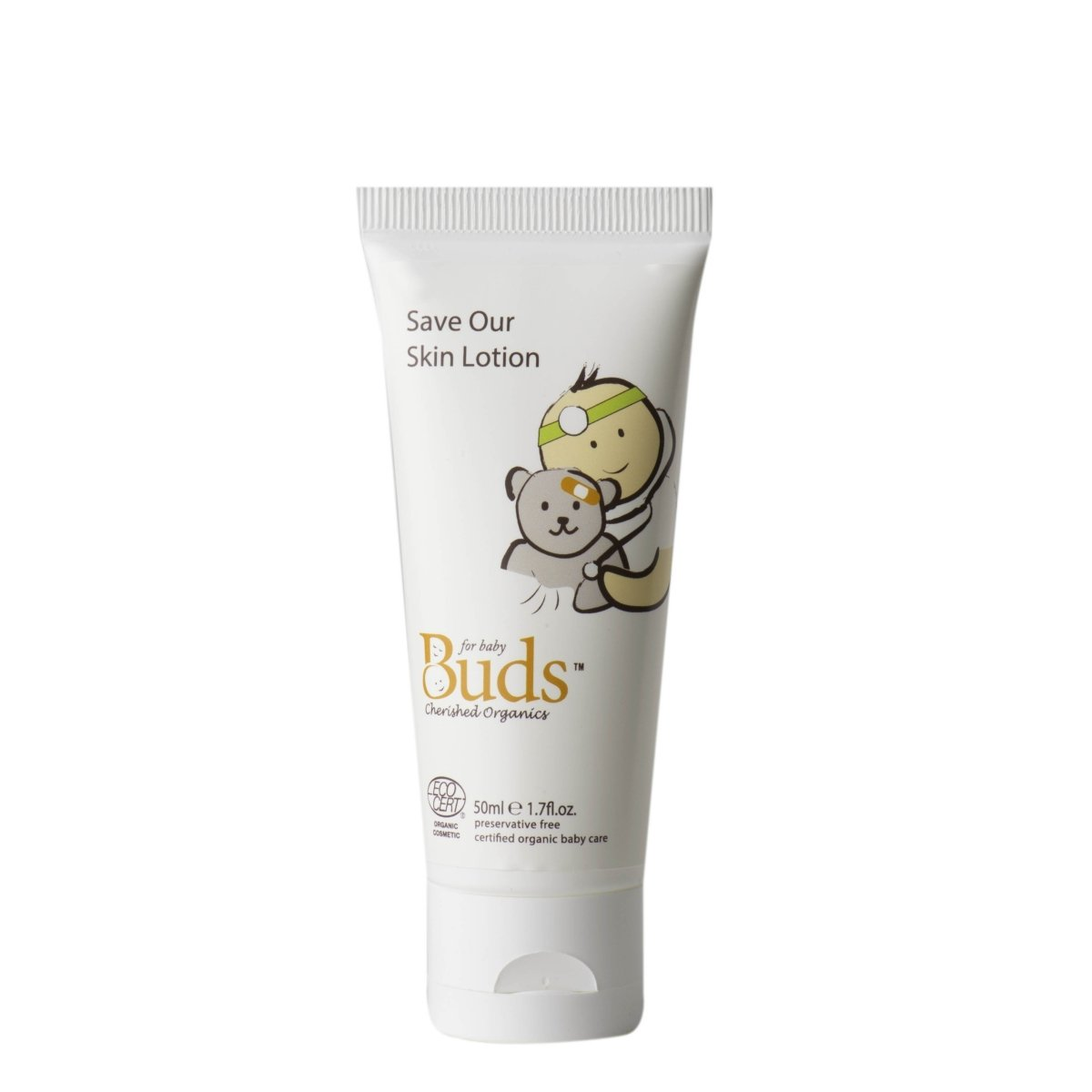 BUDS Save Our Skin Lotion 有機萬用護理膏 [50ml] - MINT Organics