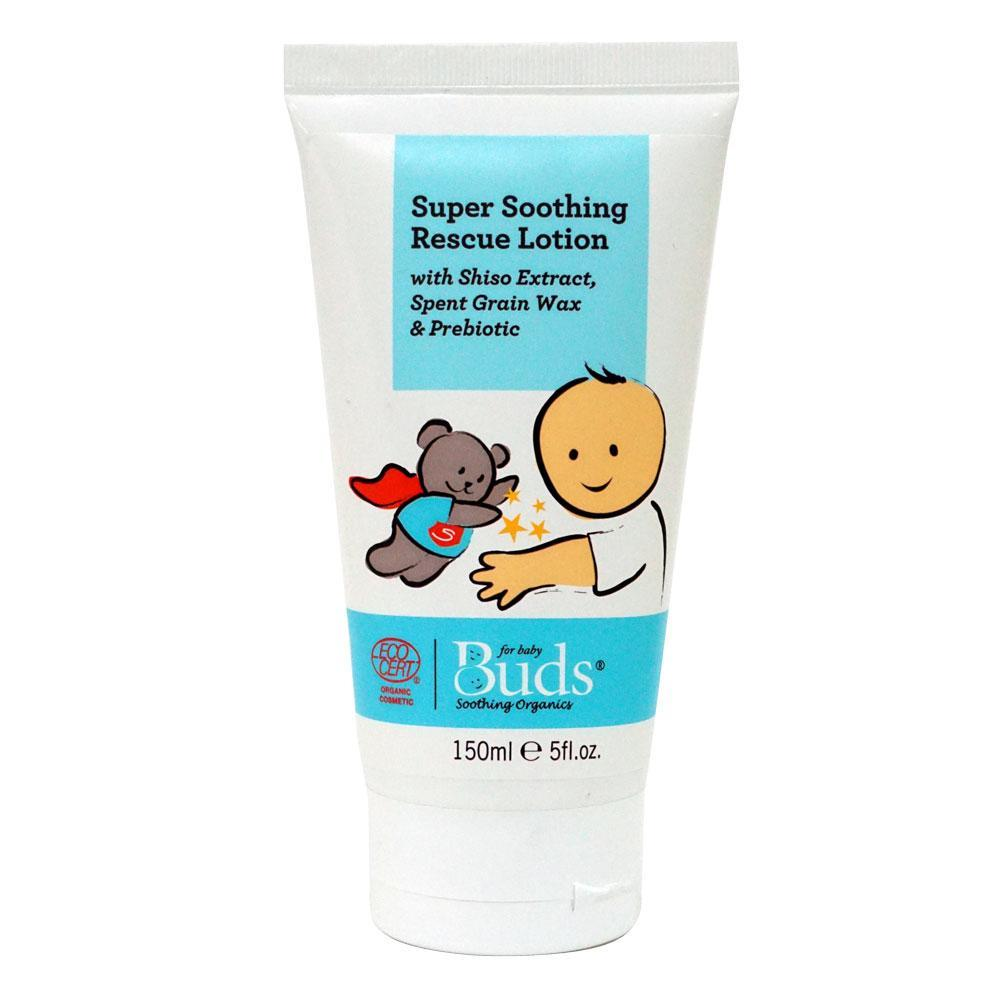 BUDS Super Soothing Rescue Lotion 有機舒敏深層滋潤乳 [150ml] - MINT Organics