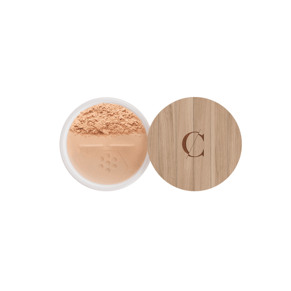COULEUR CARAMEL Bio Mineral Foundation 有機柔滑保濕碎粉 [12g] - MINT Organics