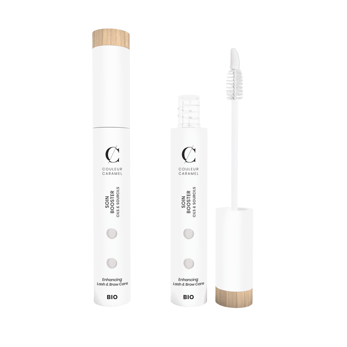 COULEUR CARAMEL Eyelash & Eyebrow Treatment 有機睫毛眉毛修護增生精華 [6ml] - MINT Organics