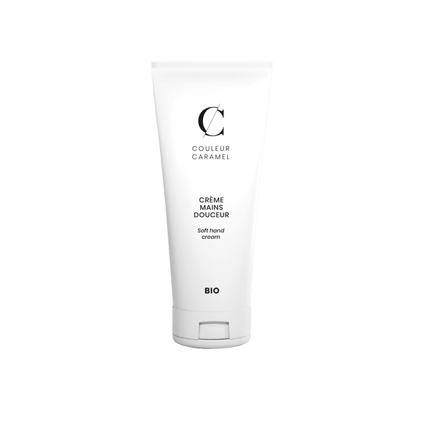 COULEUR CARAMEL Soft Hand Cream 有機柔滑潤手霜 [50ml] - MINT Organics