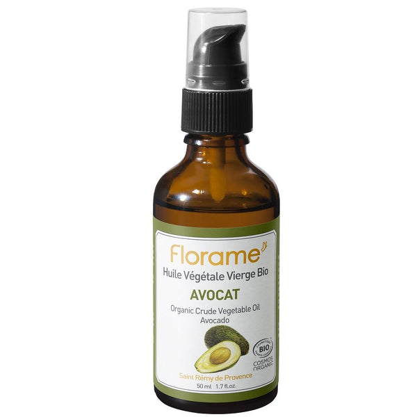 FLORAME Organic Avocado Oil 有機牛油果油 [50ml] - MINT Organics