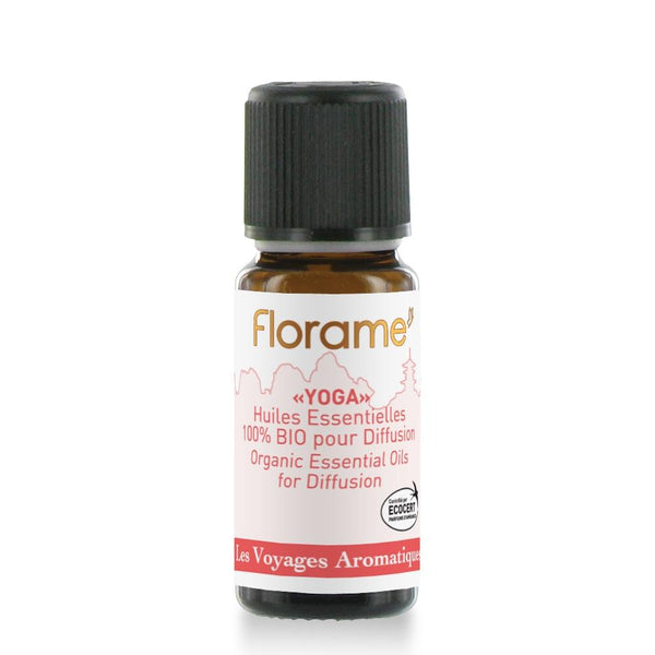 FLORAME Organic Essential Oil - Yoga Composition [10ml] - MINT Organics