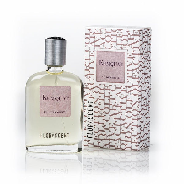 FLORASCENT Olfactive Art Collection (EDP) - KUMQUAT [30ml] - MINT Organics