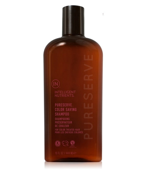 INTELLIGENT NUTRIENTS PureServe™ Color Saving Shampoo 護色亮澤洗髮水 [444ml] - MINT Organics
