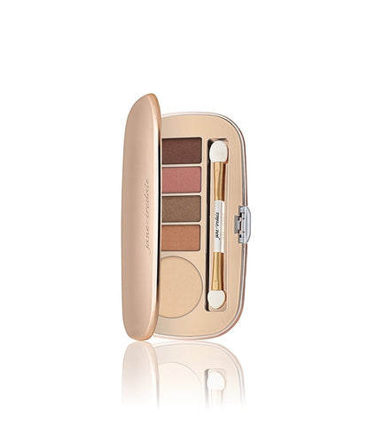 JANE IREDALE Eye Shadow Kit 五色眼影組合 [9.6g] - Naturally Glam - MINT Organics