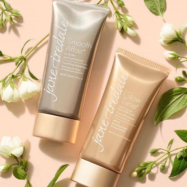 JANE IREDALE Glow Time® Full Coverage Mineral BB Cream BB粉底霜 SPF25 [50ml] - MINT Organics