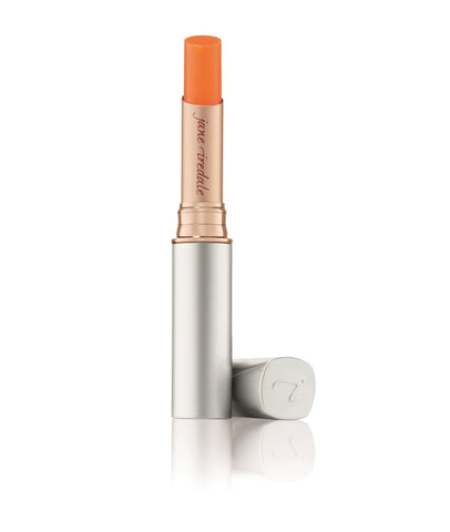 JANE IREDALE Just Kissed ® Lip and Cheek Stain 玫瑰變幻唇膏 [3g] - Forever Peach - MINT Organics