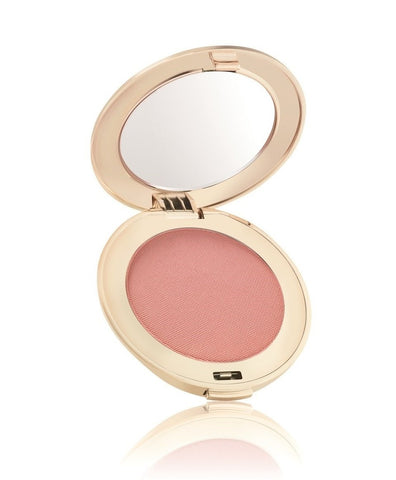 JANE IREDALE PurePressed ® 奇幻腮紅 [2.8g] - Barely Rose - MINT Organics