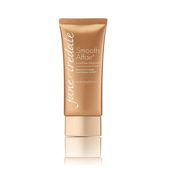 JANE IREDALE Smooth Affair ® Facial Primer & Brightener 亮麗柔滑打底乳液 [50ml] - MINT Organics