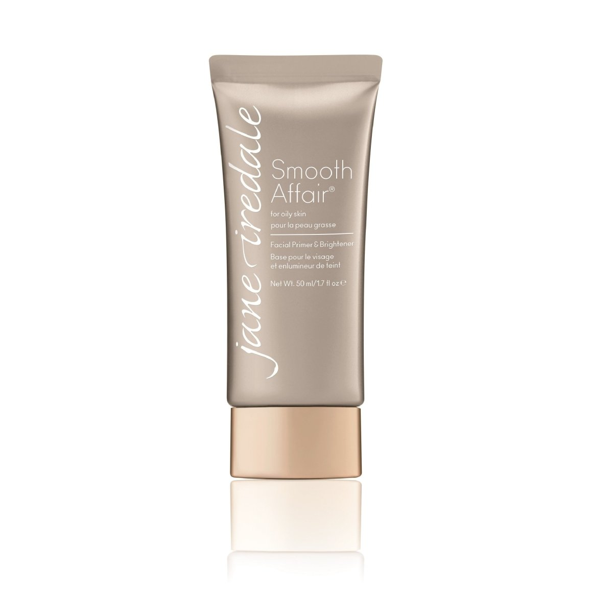 JANE IREDALE Smooth Affair ® For Oily Skin Facial Primer & Brightener 亮麗柔滑控油打底乳液 [50ml] - MINT Organics