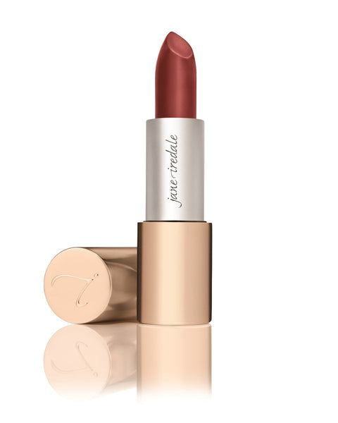 JANE IREDALE Triple Luxe Long Lasting Naturally Moist Lipstick™ 純素持久保濕子彈唇膏 [3.4g] - Jessica - MINT Organics