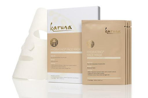 KARUNA Hydrating+ Face Mask 極緻保濕修護面膜 [4pcs] - MINT Organics