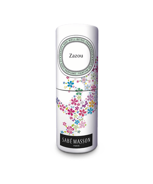 SABÉ MASSON Soft Perfume Solide - Zazou 百花飛舞 [5g] - MINT Organics