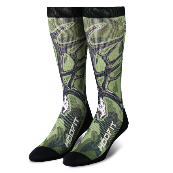 DEADHEAD - Performance HOOFIT Socks with Bamboo BravoFiber™