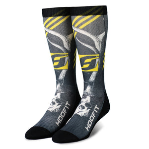 SOLO HNTR - Strider - Performance HOOFIT Socks with Bamboo BravoFiber™
