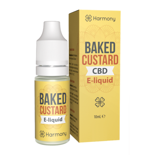 Baked Custard - Hashtag CBD Products