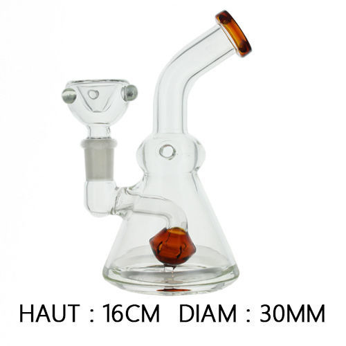 Bubbler en verre - Hashtag CBD Products