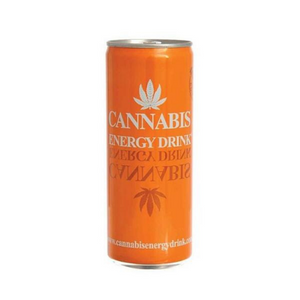 Cannabis Energy Drink - Mango - Hashtag CBD Products