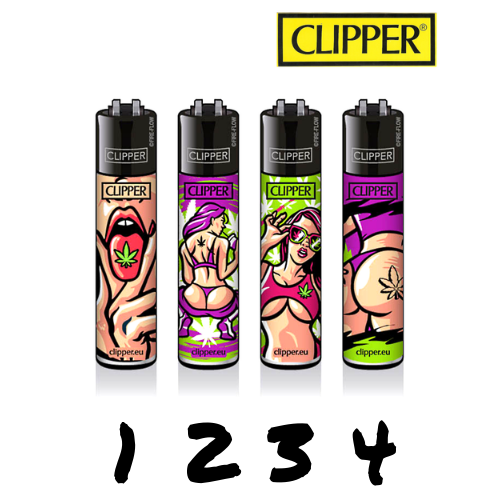 Clipper - 420 Girls - Hashtag CBD Products