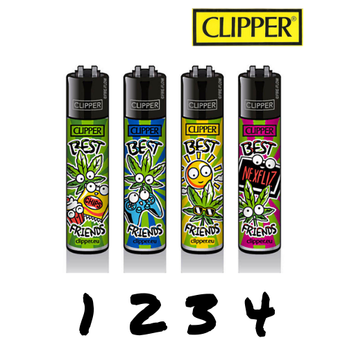 Clipper - Best Friends - Hashtag CBD Products