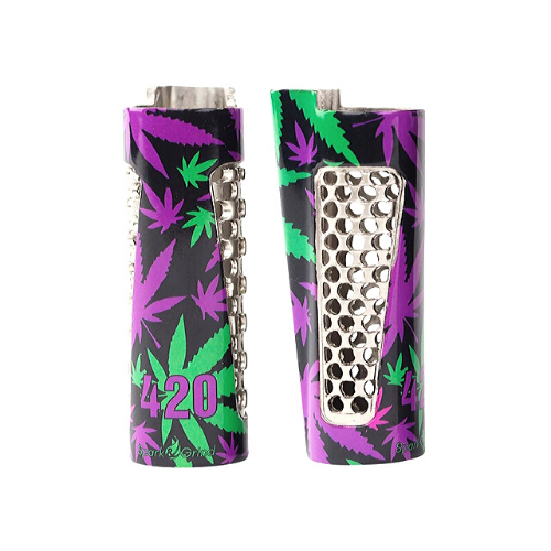 Grinder gaine Clipper 420 - Hashtag CBD Products